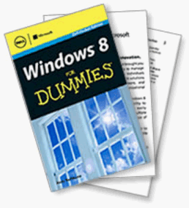 Windows 8 for Dummies free e-book