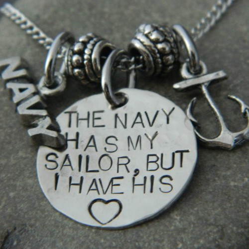 Navy Anchor Jewelry4