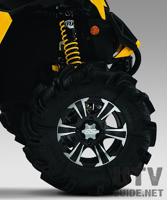 30-IN. GORILLA AXLE SILVERBACK TIRES