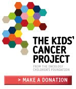 Donate to the Kids' Cancer Project
