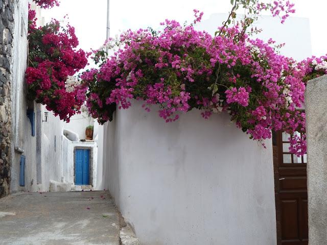 Santorin - Pyrgos