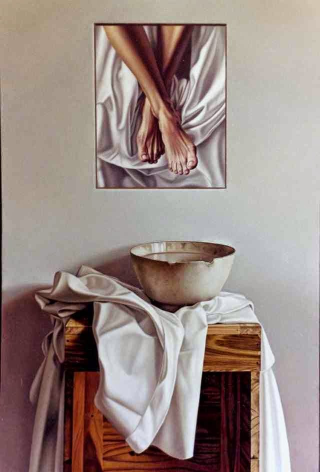 Бразильский художник-реалист. Renato Ferrari