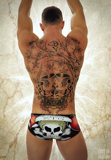 gambar tato seluruh tubuh