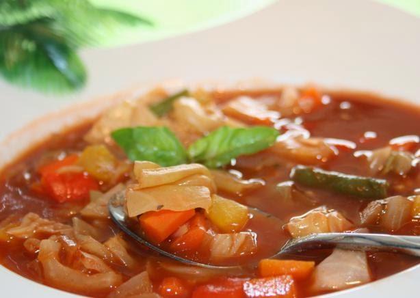 cabbage soup diet