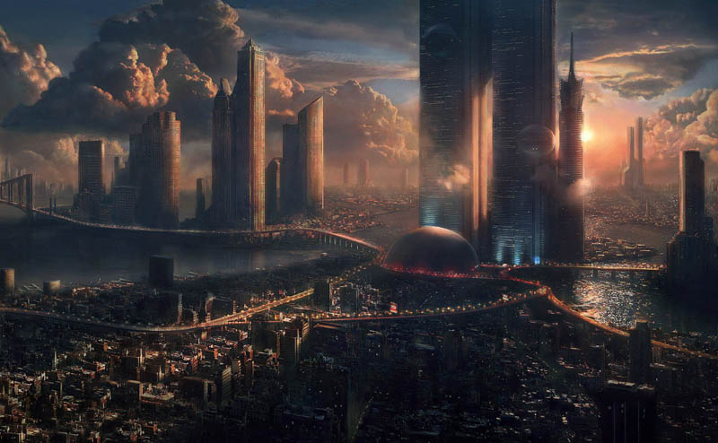 Al Fin: In a Future of Megacities, Most of Earth Will be Wild