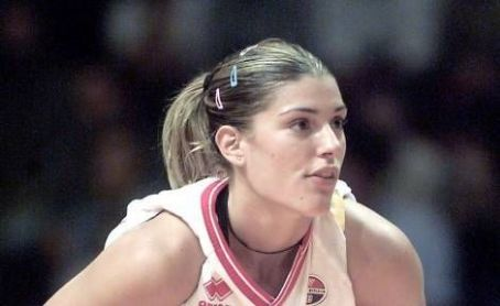 Volleyball player francesca piccinini simply