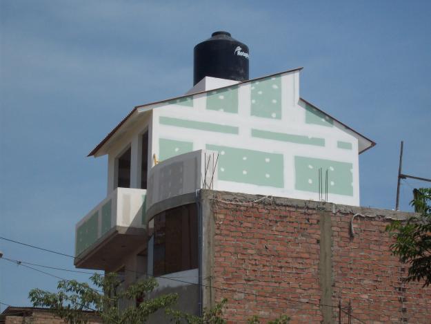 La tabla roca y sus limitaciones remodelaciones - Plafones para exteriores ...