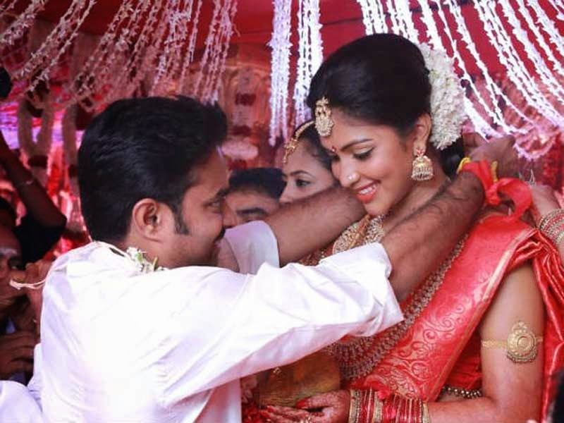 Amala Paul Wedding Ceremony