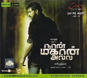 Naan Mahan Alla Album Cover
