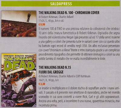 The Walking Dead (Saldapress)