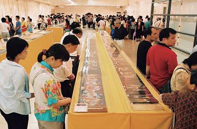 台灣禪宗佛教會,曾在台北國父紀念館舉辦兩場大型「觀世音菩薩慈悲法相畫展」。