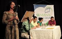 O soneto de Margareth Rech ficou em segundo lugar no concurso