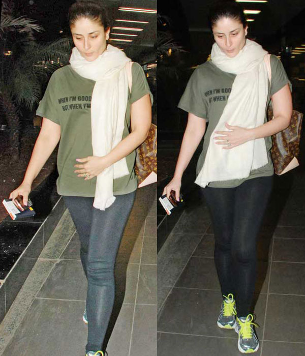 Is Kareena kapoor Pregnant? ~ E two E