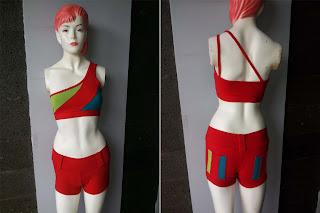 desain baju olahraga