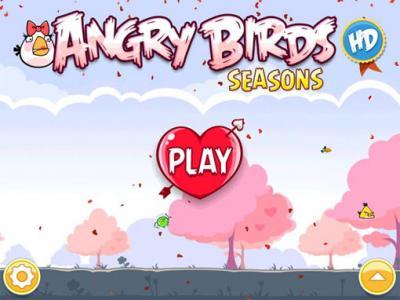 san valentin angry birds