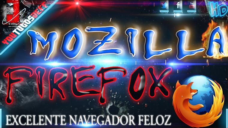 MOZILLA FIREFOX EXCELENTE NAVEGADOR | 2015