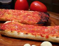Pão com Tomate (vegana)