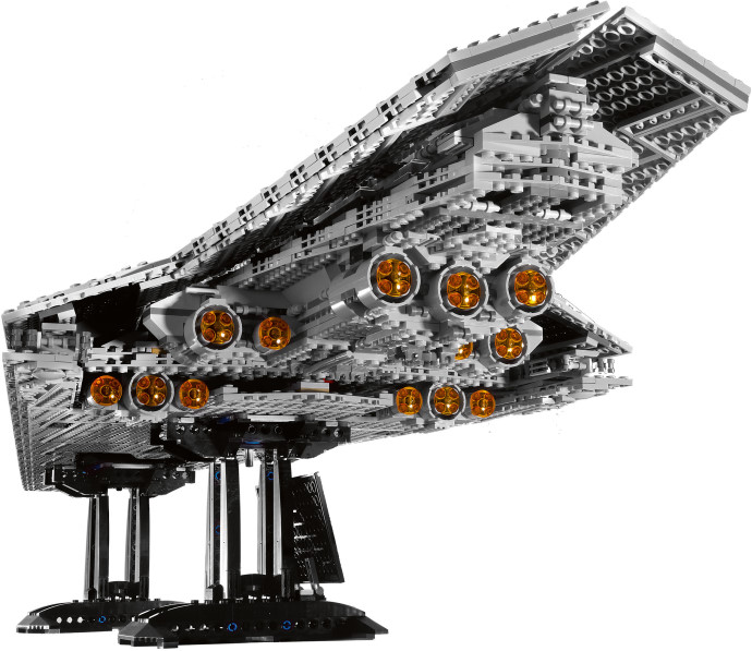 legoreve super star destroyer lego 10221. Black Bedroom Furniture Sets. Home Design Ideas