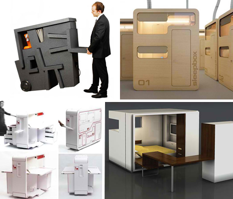 Living compact it 39 s cool - Compact cribs small spaces model ...