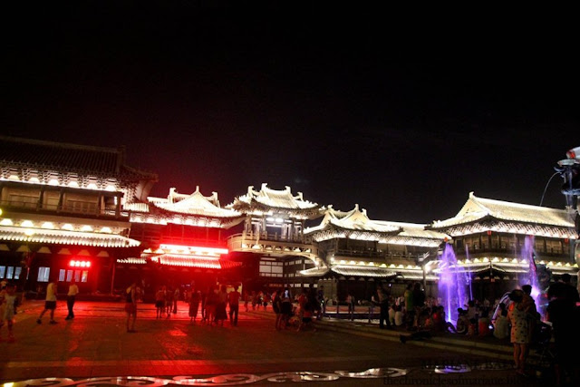 datong night