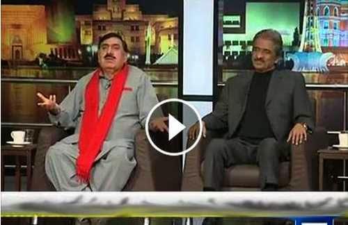 Dunya TV Mazaq Raat Latest Episode 5th January 2015