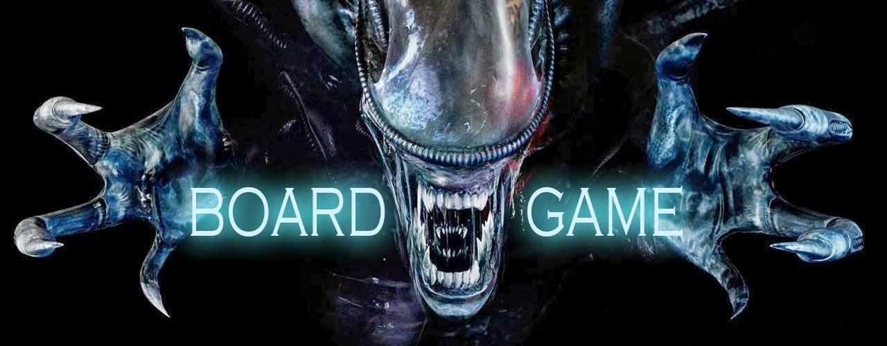 AvP boardgame