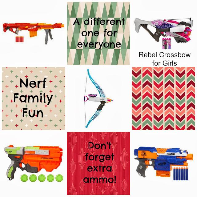 Target gift guide via www.freetimefrolics.com#MyKindofHoliday, #MKOH, Target,#nerf