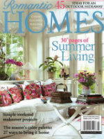 romantic homes magazine