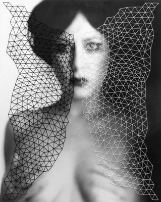 erin frost, photographer, gelatin silver print, DeVito-Landry Collection