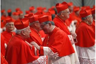 cardinals colliding