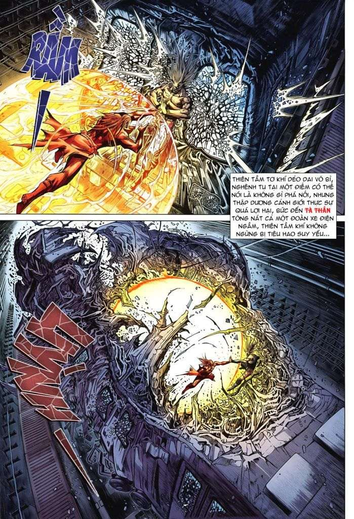 Hoả Vân Tà Thần II chap 99 - Trang 5