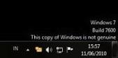 layar hitam windows 7