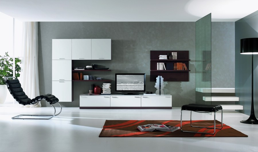 Espectaculares dise os de sala modernos por artigianmobili for Disenos de salas modernas