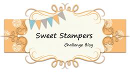 ♥ Ich bin im Designteam bei Sweet Stampers ♥