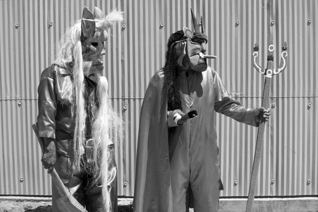 carnaval de tilcajete oaxaca