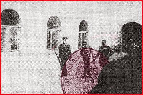 Montjuïc, 15 d'octubre de 1940