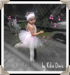 Minha Ballerina!!!