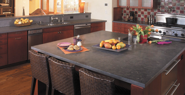 Concrete Countertops Learn Why Concrete May Be The Best Thing To Hit Your Kitchen