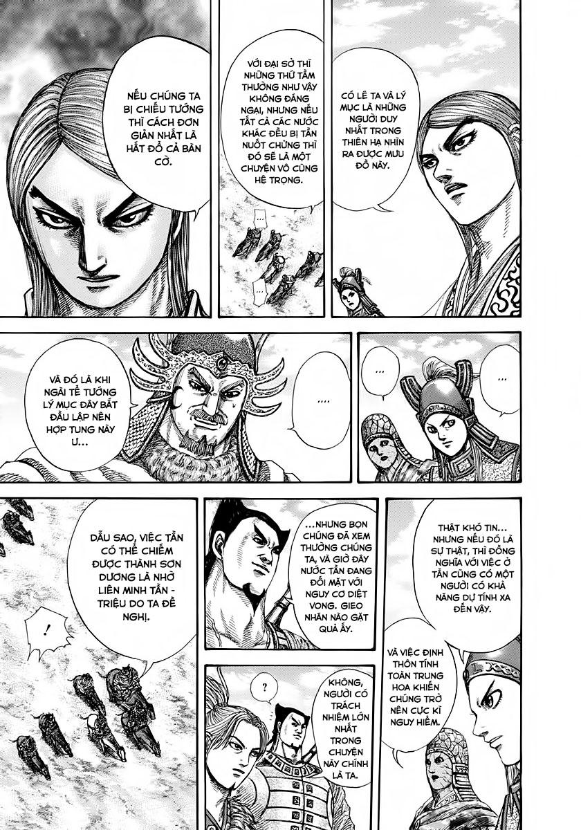 Kingdom - Vương Giả Thiên Hạ Chapter 270 page 8 - IZTruyenTranh.com