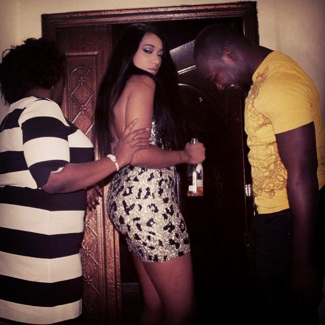 Nigerian celebrity gossip today kenya