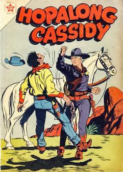 HOPALONG CASSIDY Nº 051 1958