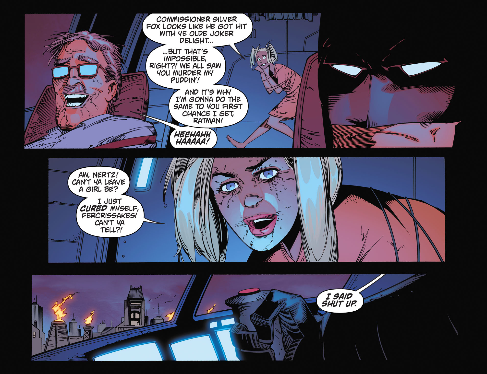 Batman: Arkham Knight [I] Issue #5 #7 - English 13