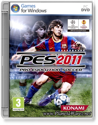Pes 2011 [Español] [Full PC]