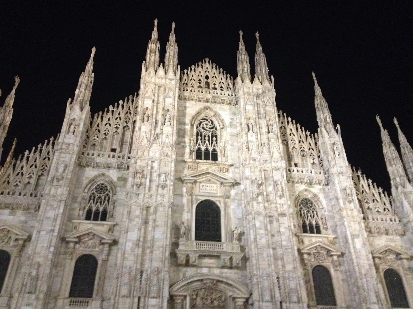 Milan Cathedral, Milan, Italy, Travel