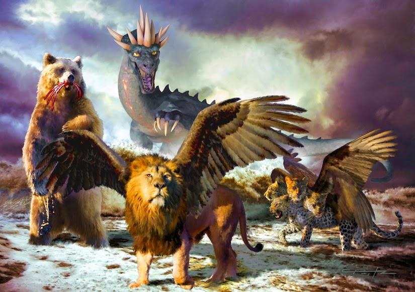 Profecia Daniel Daniel Sus Profecías Del
