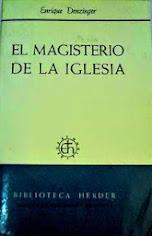 Enchiridion Symbolorum o Denzinger (en español)