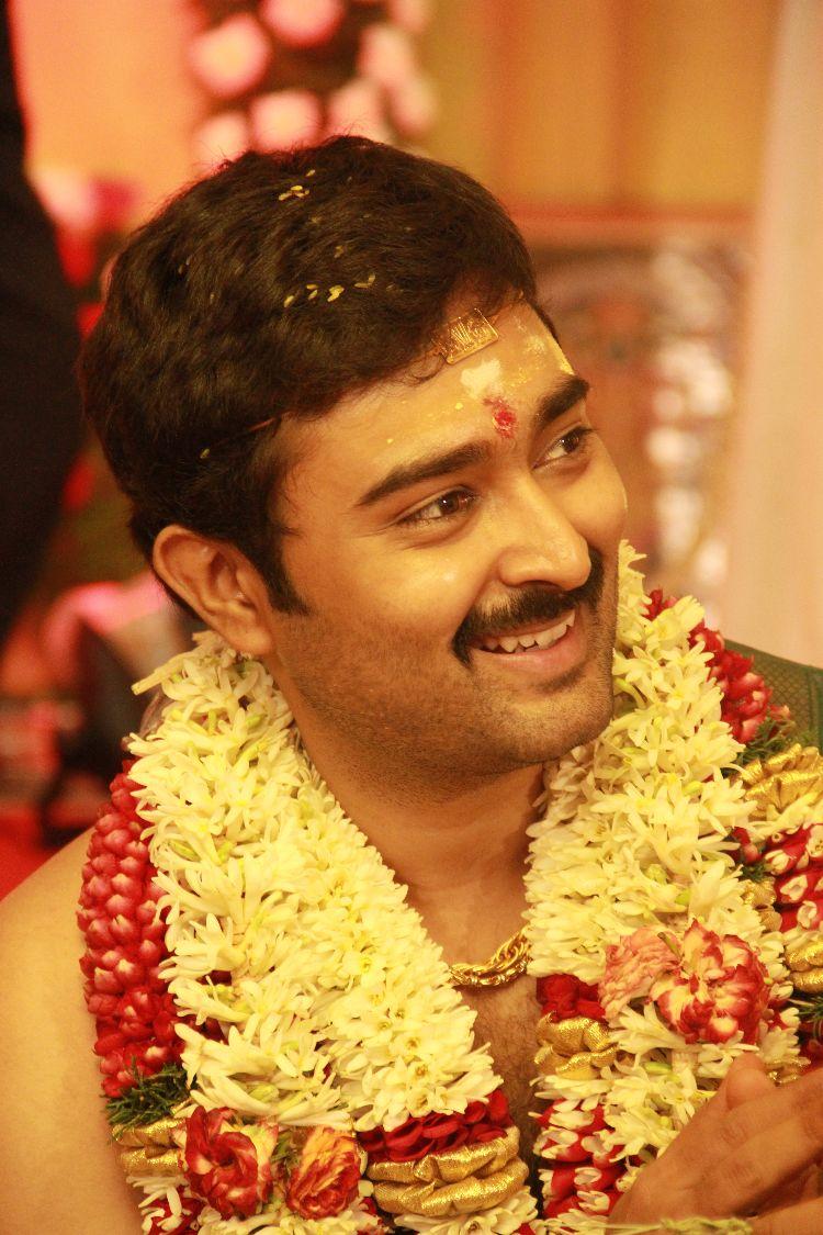 prasanna sneha marriage stills tollywood stars