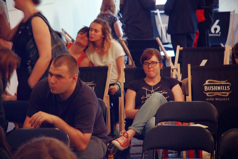 urodzinowe spotkanie Geek Girls Carrots Łódź, Asia Konka