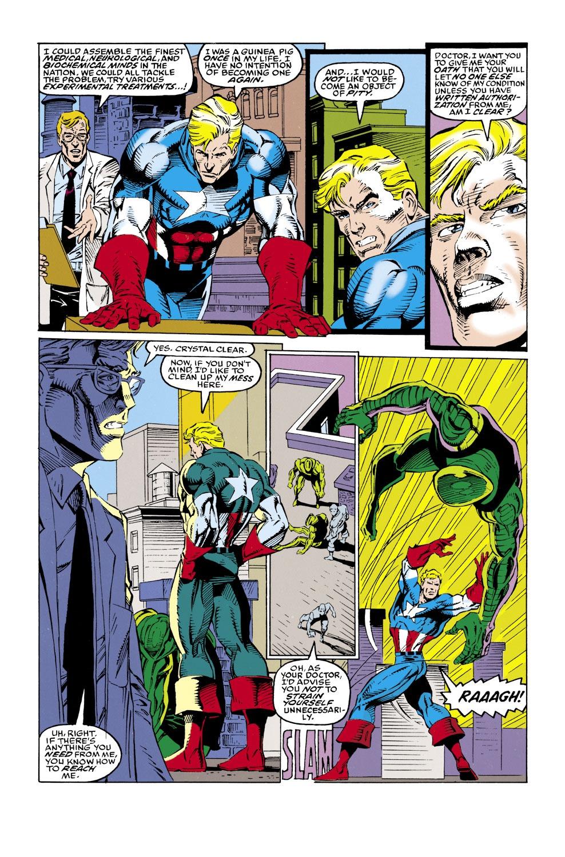 Captain America (1968) Issue #425 #375 - English 8