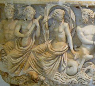 Mujer en la Familia Romana